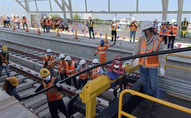 Construction of My Thuan – Can Tho expressway and My Thuan 2 bridge commenced