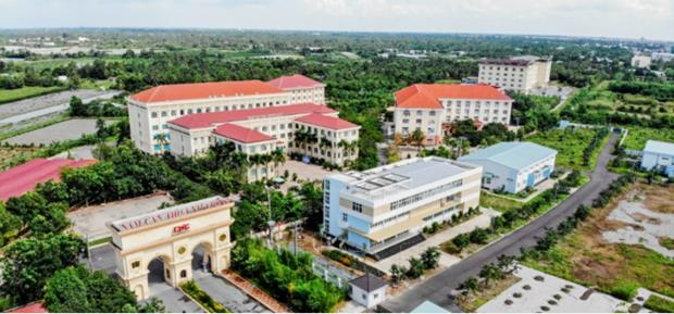 Nam Can Tho University wants to build university-urban complex